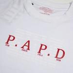 Camiseta Colletividade P.A P.D Branco