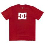 Camiseta DC Shoes Basic Star Red