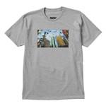 Camiseta DGK City Life Grey