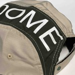 5 Panel DOME Bege/Verde