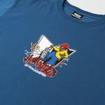 Camiseta High Tee Kickin Blue