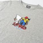 Camiseta High Tee Kickin Grey