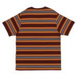 Camiseta High Tee Kidz Burgundy Mostarda