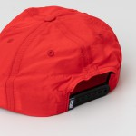 6 Panel High Space Chica Red