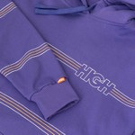 Hoodie High Kidz Purple/Orange