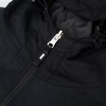 Rain Jacket High Black Refletivo