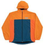 Rain Jacket High Orange/Night Green Refletivo