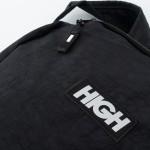 Packable Backpack High Black