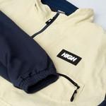 College Cargo Jacket High Beige Navy