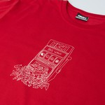 Camiseta High Tee Prize Red