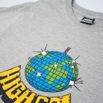 Camiseta High Tee Funky Grey