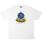 Camiseta High Tee Funky White