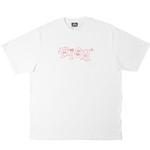 Camiseta High Tee Mood White