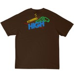 Camiseta High Tee Suspect Brown