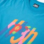Camiseta High Tee Wonder Jade Green