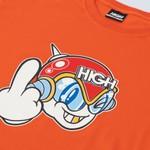 Camiseta High Space G Orange