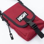 Wallet Bag Reflective High Logo Wine