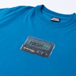 Camiseta High Tee Beeper Blue