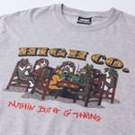 Camiseta High Work Tee Dogz Heather Grey