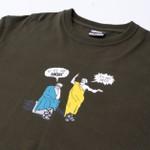 Camiseta High Work Tee Thinker Olive Green