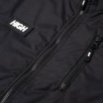 5 Pocket Vest High Logo Black