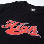 Camiseta High Tee Athletic Black