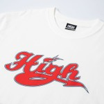 Camiseta High Tee Athletic White