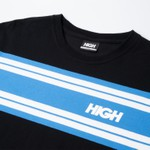 Camiseta High Tee Kidz OG Black Blue