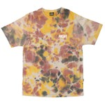 Camiseta High Blot Tie Dye Tee Yellow