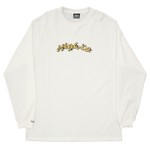 Longsleeve High Jungle White