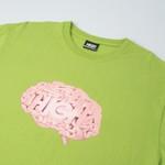 Camiseta High Tee Brain Lime