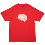 Camiseta High Tee Brain Red