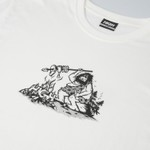 Camiseta High Tee Cave Boyz White