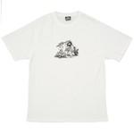 Camiseta High Tee Cave Boyz White