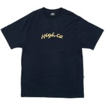 Camiseta High Tee Jungle Navy