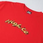 Camiseta High Tee Jungle Red