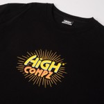 Camiseta High Tee Spritez Black