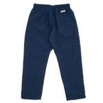 Track Pants High Diagonal Navy
