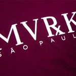 Camiseta Murk Tee Mvrk SP Wine