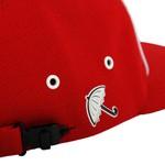 BONÉ HÉLAS SUNDAY CAP RED
