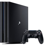 Console Sony PlayStation 4 Pro - 1 TB 7215 - PS4