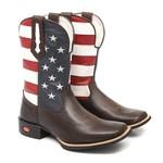 Bota Country Masculina Americana - Fossil Café