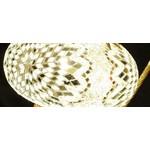 Luminária/Abajur Turco elétrico com Pêndulo