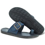 Chinelo masculino Casual(Jeans)Ref:03