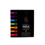 Incenso Goloka Importado - Chakra Back Flow Dhoop