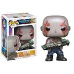 Guardiões Da Galáxia Vol. 2: Drax Pop! Vinil (guardians Of The Galaxy Vol. 2: Drax Pop! Vinyl)