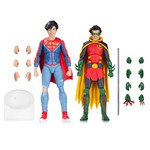 DC ICONS - SUPER SONS - SUPERBOY AND ROBIN - DC COLLECTIBLES