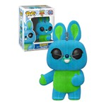 TOY STORY 4 - BUNNY FLOCKED #532 EXCLUSIVE FUNKO POP