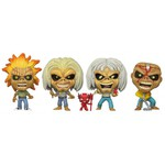 Iron Maiden - 4-Pack Glow in the Dark #143, #144, #145 , #146 Exclusive Funko Pop