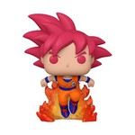 Dragon Ball Super - SSG Son Goku 827 SDCC Funko Pop Exclusive